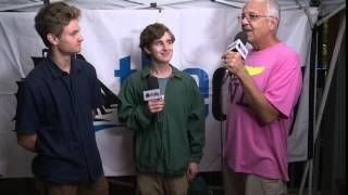 The Brazen Youth interview at I AM Festival 2015