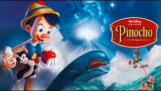 Pinocho Película Completa En Español  Cuento Infantil