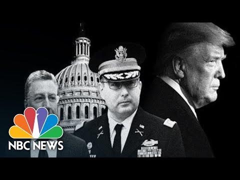 Watch Live: Trump Impeachment Inquiry Hearings - November 19, 2019 (Day 3) | NBC News