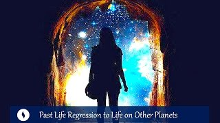 Past Life Regression Hypnosis to Other Planets (Indigo, Starseed Origins and Mission) w/ Count Up