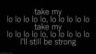 Lexie Liu Love And Run(Lyrics Video)