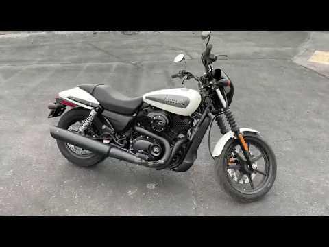 2018 Harley-Davidson Street® 500 in Tyrone, Pennsylvania - Video 1