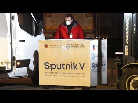 Σλοβακία: Ελπίδες από το ρωσικό εμβόλιο