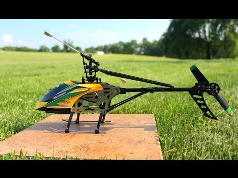 WLtoys V912 RC Helicopter – Perfect Day To Fly