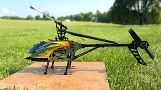 WLtoys V912 RC Helicopter - Perfect Day To Fly