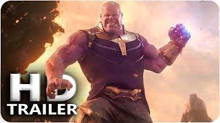AVENGERS: INFINITY WAR Fifty Days Until War Trailer (2018) Marvel