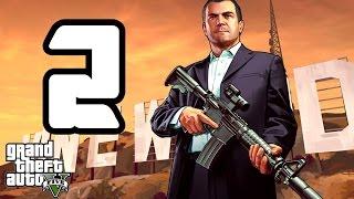 ► GTA 5 | #2 | Psí mrdačka! | CZ Lets Play / Gameplay [1080p] [PC]