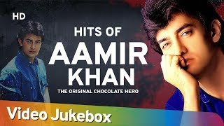 Aamir Khan Hit Songs | Bollywood Popular Songs | Hits of Aamir Khan | 90