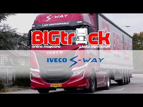 Video bij: IVECO S-Way deze week in Venlo