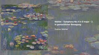 Symphony no. 4 in G major