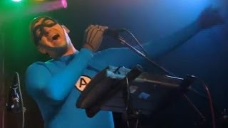 Nerd Alert - The Aquabats! Cover