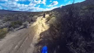 Dirt Bike Ride in NV