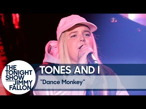 Tones and I: Dance Monkey (U.S. TV Debut)