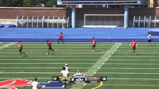AUDL Championship III  San Jose Spiders vs Toronto Rush
