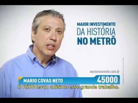 Programa Eleitoral 2 - Mario Covas Neto - Vereador - 45000