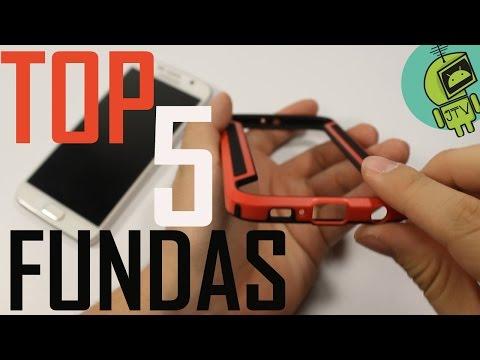 575d6c61f50 Top 5 Mejores fundas para Samsung Galaxy S6 (Económicas)
