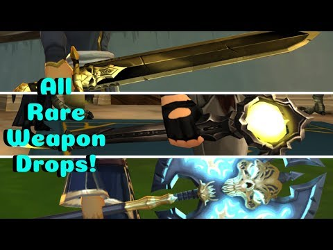 AQ3D Where To Get Every ITEM DROP! AdventureQuest 3D