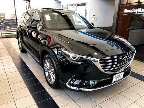 2018 Mazda CX-9 Signature!!!!Fully Loaded!!!!!Must See!!!!!