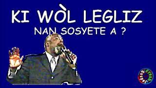 DIMANSYON YON MOUN NAN LEVANJIL    EVANGELISTE JOSEPH JACQUES TELOR   MESSAGE DE LA PAROLE