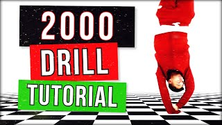 BEST 2000 TUTORIAL (2019) - BY SAMBO - HOW TO BREAKDANCE (#3)