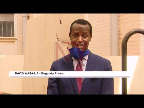 Kabaka Muteesa's vintage Rolls Royce returned to Buganda