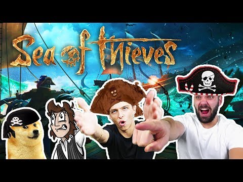 SEA OF THIEVES #2 | Pedro, Ment, Gejmr a Kelo