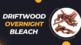 Driftwood Overnight Bleach