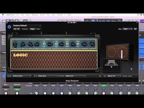 Logic Pro X Review – TheRecordingRevolution.com