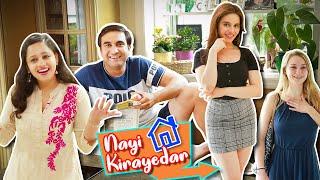 Nayi Kirayedaar - | Haryanvi Husband Punjabi Wife - Episode 09 | Lalit Shokeen Films
