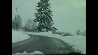 preview picture of video 'Cirvoi - Neve 11-12 febbraio 2013'