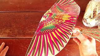 Pássaro De Brinquedo - Ornitóptero