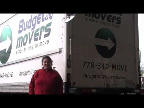 Vancouver Moving Company - Budget City Movers