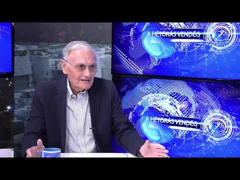 A Hétórás Vendég: Dr. Balázs Péter