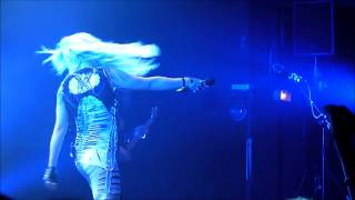 ARCH ENEMY - Taking Back My Soul - Live @ Le Splendid Lille - 05/05/2015 HQ