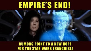Star Wars Leak | Kathleen Kennedy's Empire Strikes Out as Big Changes Loom for Lucasfilm