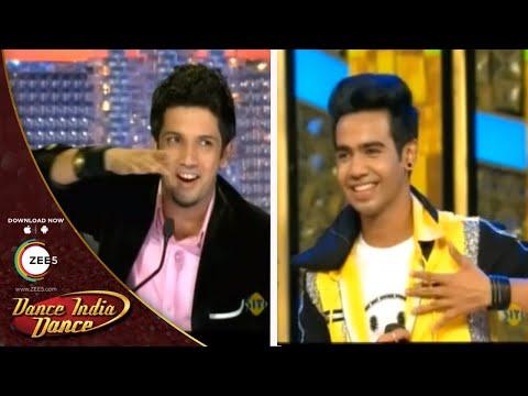 Shyam Yadav's ELECTRIFYING TECHNO Performance – Dance India Dance Season 4