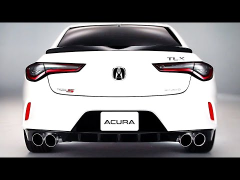 2021 Acura TLX – Full Presentation – TLX Type S first look | Ready to fight Audi A4/S4?