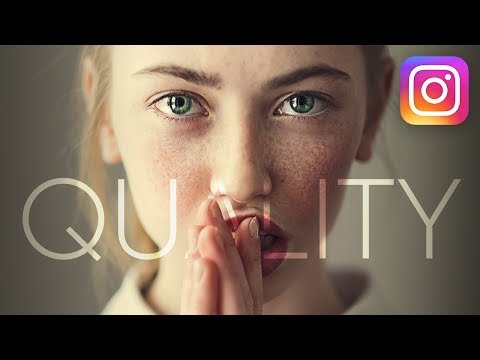 6 Secret Steps to Nail Instagram Quality! – Photoshop Tutorial