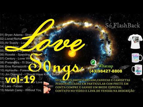 Músicas Internacionais Românticas - Love Songs 70s, 80s, 90s - Vol-19