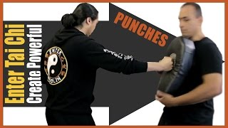 How To Create Powerful Punches – Developing Power Through 6 Points