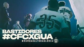 Bastidores #CFCxGUA