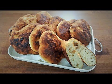 מתכון ללחם מרוקאי - לחם פרנה