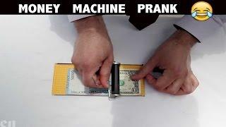 Money Machine Magic Prank💸 -Julien Magic