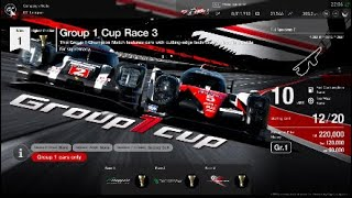 Gran Turismo Sport | GT Professional - Group 1 Cup