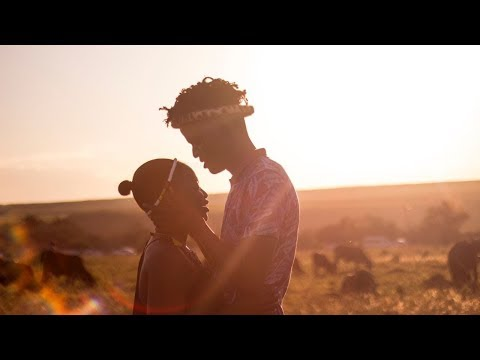 Simmy Sims - Ng'thanda Wena Ft. Aewon Wolf (Official Music Video)