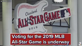 Cast your vote! Voting for the 2019 MLB All-Star Game is underway