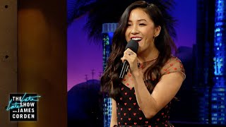 Constance Wu Recalls Her JLo Impersonator Days