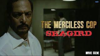The Merciless Cop | Shagird | Movie Scene | Nana Patekar | Tigmanshu Dhulia