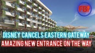 CONFIRMED! Disney Cancels Eastern Gateway - new parking in Downtown Disney - Disney News 10-25-17