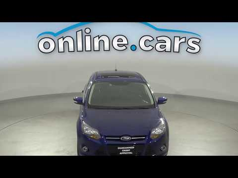 Pre-Owned 2012 Ford Focus Titanium